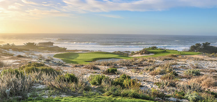 Monterey Golf Spyglass Hill Golf Course