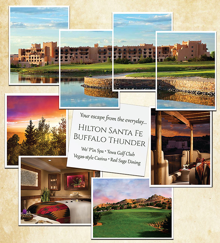GuestLife New Mexico Business Listings - Buffalo Thunder Resort