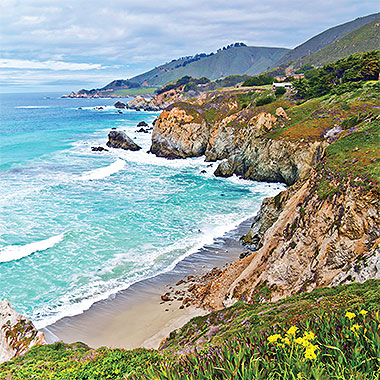 Monterey Bay Beaches