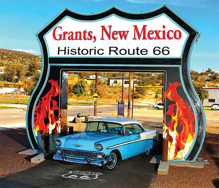 City of Grants New Mexico