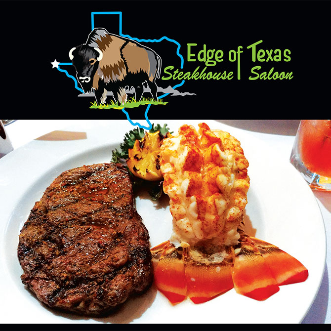 Edge of Texas Steakhouse and Saloon