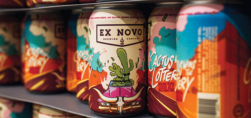 Ex Novo Brewing Co.